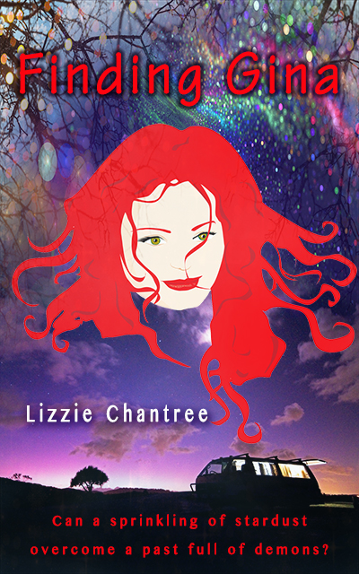 Finding Gina by Lizzie Chantree web