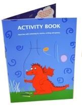 Activity book Sammy