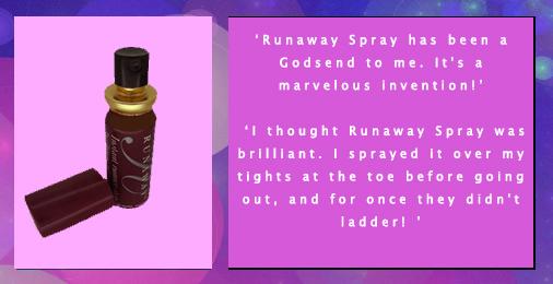 Runaway Spray Twitter Ad2